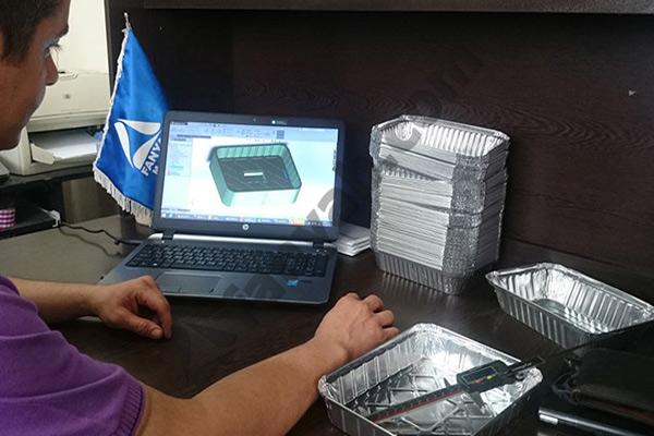 فن یاب،دستگاه تولید ظروف یکبارمصرفگالری تصاویر فن یاب