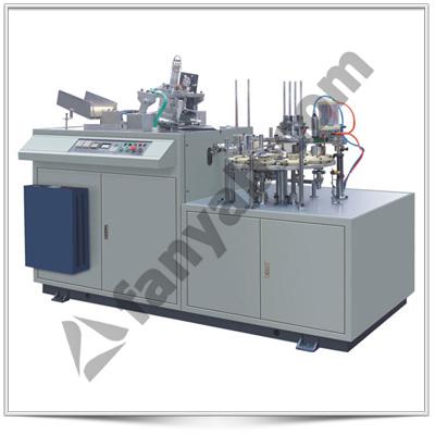 دستگاه تولید لیوان کاغذی دوجدارهتصاویر نمونه دستگاههایی مشابه که تابحال توسط فن یاب به مشتریان عزیز تحویل داده شده است