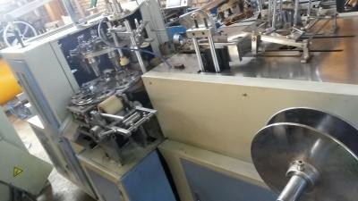 فن یاب،دستگاه تولید ظروف یکبارمصرفدستگاه تولید لیوان کاغذی دست دوم2