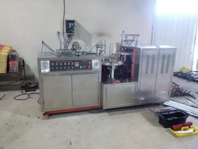 فن یاب،دستگاه تولید ظروف یکبارمصرفماشین آلات و تجهیزات. دستگاه تولید لیوان کاغذی ...