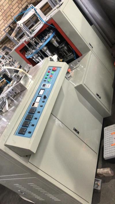 دستگاه تولید لیوان کاغذی دست دوم2دستگاه تولید لیوان کاغذی دست دوم